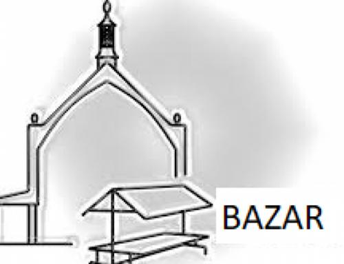 Lotenverkoop Bazar De Brug en De Kiem
