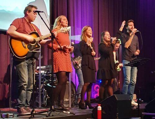 Worship Together Westland komt op 12 juli met nieuwe livestreamdienst over kracht en vertrouwen!