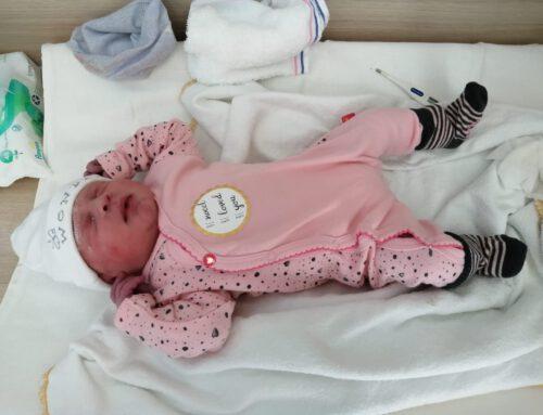 Geboortebericht Eva Elisabeth Slaman