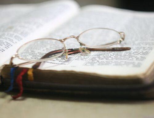 PowerPoint: De Bijbel lezen- Hoe en Waarom?