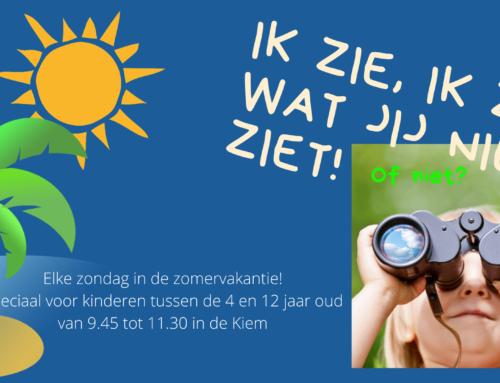 "DNR Kids summerspecial ""Feest van de Koning"""
