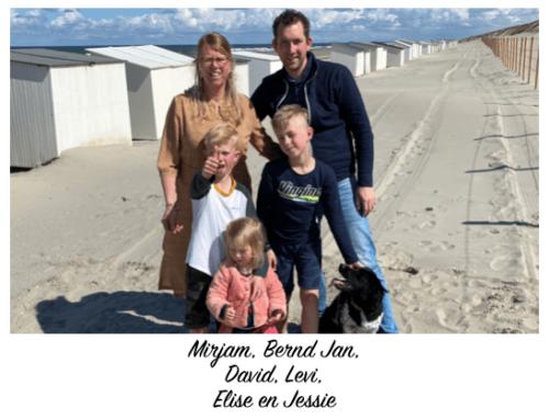 Nieuws van Bernd Jan en Mirjam