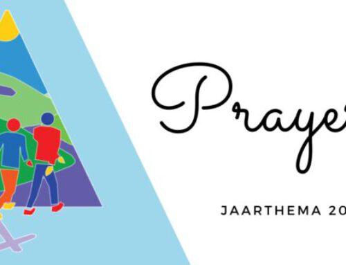Een biddende gemeente…